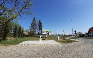 Na sprzedaż atrakcyjna działka przy wjeździe do Wałbrzycha