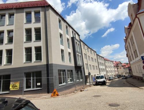 Nowi lokatorzy otrzymali już klucze domieszkań.