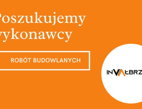 InVałbrzych poszukuje wykonawcy budowlanego.